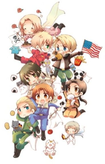 Who's that chick? (Hetalia x Reader) [ON A REALLY LONG ASS HOLD]