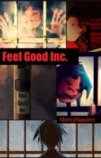 Manipulating damaged minds. 2-D Feel good inc. by MarcyHachiXD