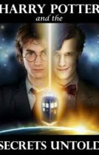 harry potter,doctor who  crossover by doctorwhosuperfan