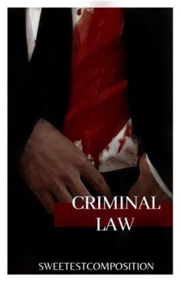 Criminal Law (Under Construction)