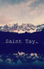 Saint Tay by much_terrific
