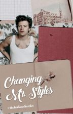 changing mr. styles | styles by t0mlinswag