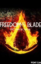 Freedom's Blade by AngelWingInspiration