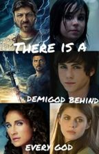 Disney Characters...... are demigods? ~completed~ by hlwing