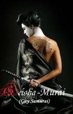 Geisha-Murai (Gay Samurai) Coming SOON by markjimena