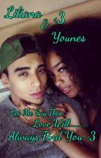 Let Me Say This.......Love Will Always Find You (Real Interracial Story) by Liliana_xoxo