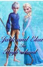 JELSA in high school by Snowcat1216