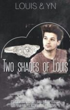 Two shapes of Louis by hazzzabananas