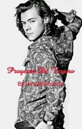 Proyecto De Verano (Harry Styles) by PaulaDirection