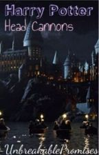 Harry Potter Head Cannons by UnbreakablePromises