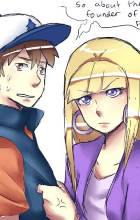 I am in love with a geek (dipper x pacifica) by Bluewind1