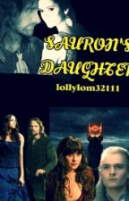 Sauron's Daughter (A lord of the rings / Aragorn story) by lollylom32111