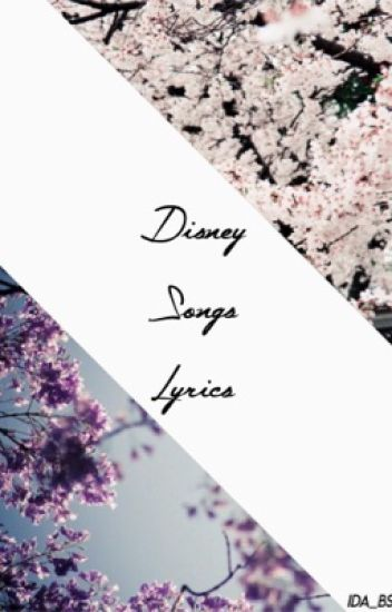 Disney Channel/XD songs lyrics