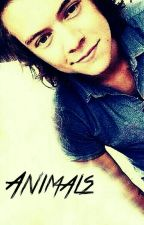 Animals • (Larry Stylinson) by one_direction_xxxxx