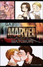 Gay Marvel Match-Ups by Hiddlestoner15