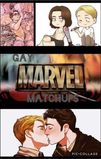 Gay Marvel Match-Ups