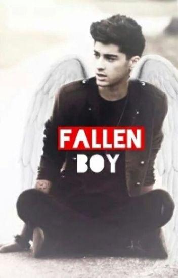 Fallen Boy (AU! Ziam Mayne)