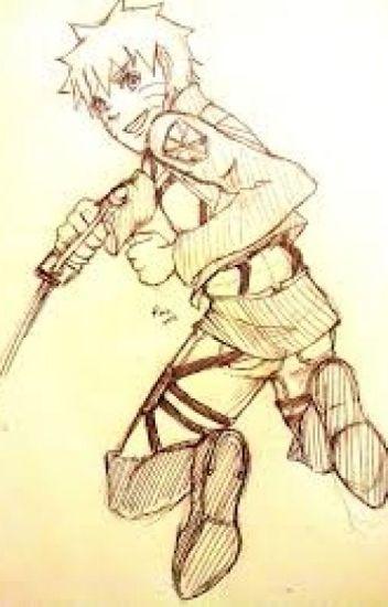 naruto/attack on titan crossover