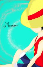 One Piece x Male!Reader by LuffyThaKing