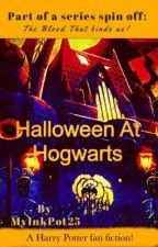 Halloween At Hogwarts!  by SalMannan