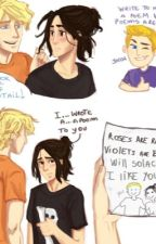 Day and Night {a Solangelo fanfic} by percyjfangirl