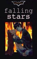 Falling Stars ~ RobStar ~ Teen Titans  by TameranianGirl