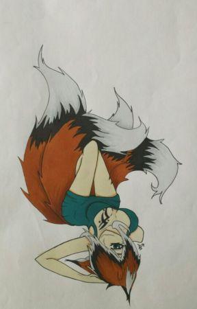 Mamori and Fox Facts by Mamori_Reborn
