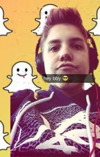 Snapchat by Slutty_penguin