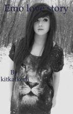 Emo love story by kitkatkerli