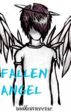 Fallen Angel by radkeinreverse