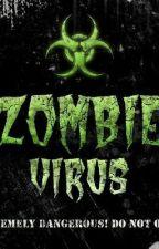 virus zombie by Rilexx