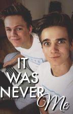 It Was Never Me [Jaspar] by PROJECTJASPAR