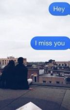 I miss you {Editando} by idkbutsmile
