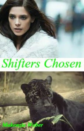 Shifter's Chosen (TEASER!) by KenzieLoves