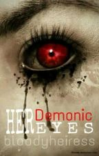 Her Demonic Eyes by mattusalembae