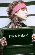 I'm A Hybrid While He's A Werewolf by Yaga-doo