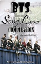BTS 방탄소년단 Song Lyrics  Compilation (Romanized) by marshmelow_