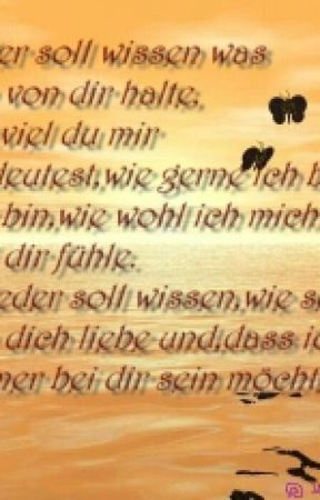 My Selfmade Poems English Or German It Changes 1st