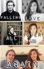 Falling In Love All Over Again (Pewdiepie/Cutiepiemarzia/Melix Fanfic) by canyoueveninternet