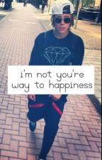 I'm not your way to happiness.. ~ f.s by vinterkaktus