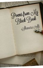 Poems From My Black Book by VampraNDeath