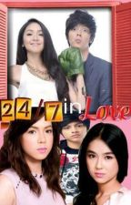 24/7 IN LOVE <3 [KathNiel] ft. P5 [ON-HOLD] by iiYanna