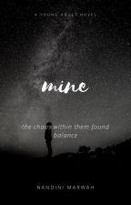 Mine ( A harry styles fanfic ) by meemyselffanddii
