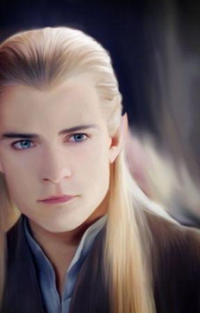 Mela En Coiamin - A Legolas Love Story by robynnolan