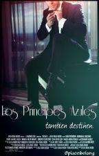 Los príncipes azules también destiñen. by placeibelong