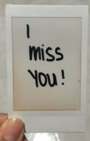 I miss you by who_stole_my_heart