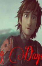 Hiccup x Reader - 8 Days by berightbaek