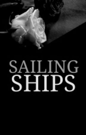 Sailing Ships [OTP IMAGINES] by jocolatelover
