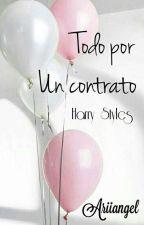 Todo Por Un Contrato - Harry Styles by Ariiangel