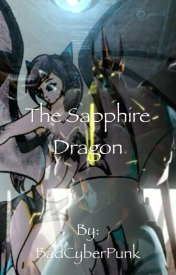 The Sapphire Dragon (Transformers Prime)